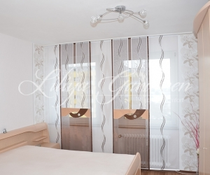 schlafzimmer gardinen nach ma fensterdeko nach ma. Black Bedroom Furniture Sets. Home Design Ideas